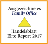 Awarded Family Office 2017